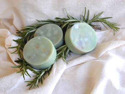 Herbal Calm Soap - 4.0 Oz Square Bar